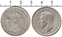 Изображение Монеты Великобритания 2 шиллинга 1942 Серебро VF