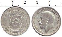 Изображение Монеты Великобритания 1 шиллинг 1920 Серебро VF Георг VI