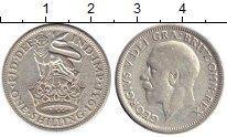 Изображение Монеты Великобритания 1 шиллинг 1931 Серебро VF Георг V