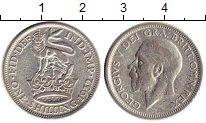 Изображение Монеты Европа Великобритания 1 шиллинг 1932 Серебро VF