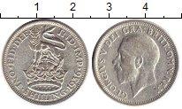 Изображение Монеты Великобритания 1 шиллинг 1936 Серебро VF