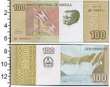 Изображение Банкноты Африка Ангола 100 кванза 2012  UNC