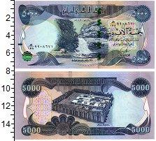 Изображение Банкноты Ирак 5000 динар 2012  UNC