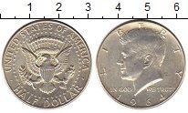 Изображение Монеты Северная Америка США 1/2 доллара 1964 Серебро UNC-