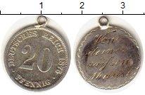 Изображение Монеты Европа Германия Жетон 1875 Серебро VF