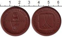 Изображение Монеты Германия Мейсен Медаль 1922 Фарфор UNC