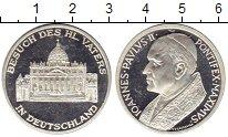 Изображение Монеты Европа Ватикан Жетон 0 Серебро Proof-