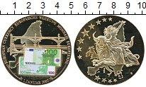 Изображение Мелочь Европа Германия Жетон 2002 Медно-никель Proof-