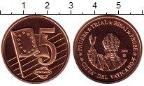 Изображение Монеты Европа Ватикан 5 евроцентов 2009 Бронза UNC