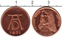 Изображение Монеты ФРГ Жетон 1971 Бронза UNC-