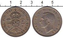 Изображение Монеты Европа Великобритания 2 шиллинга 1948 Медно-никель XF