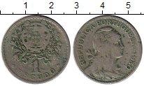 Изображение Монеты Европа Португалия 1 эскудо 1930 Медно-никель VF