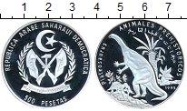 Изображение Монеты Африка Сахара 500 песет 1995 Серебро Proof