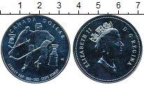 Изображение Монеты Канада 1 доллар 1993 Серебро UNC
