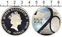 Изображение Монеты Австралия и Океания Тувалу 1 доллар 2009 Серебро Proof-