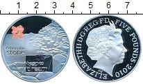 Изображение Монеты Европа Великобритания 5 фунтов 2010 Серебро Proof