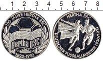 Изображение Монеты Европа Германия Медаль 1992 Серебро Proof-