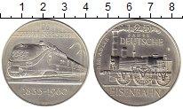 Изображение Монеты Европа Германия Медаль 1960 Серебро UNC-