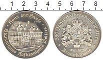 Изображение Монеты Германия Медаль 1977 Серебро Proof-