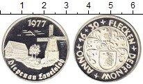 Изображение Монеты Европа Германия Медаль 1977 Серебро Proof-