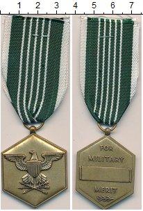 Изображение Значки, ордена, медали США Медаль 0 Латунь XF