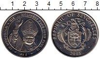 Изображение Монеты Африка Сейшелы 5 рупий 2005 Медно-никель UNC-