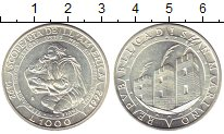 Изображение Монеты Европа Сан-Марино 1000 лир 1992 Серебро UNC-