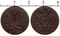 Изображение Монеты Ватикан 5 сентесим 1930 Бронза UNC-