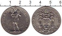 Изображение Монеты Европа Ватикан 2 лиры 1936 Медно-никель UNC-