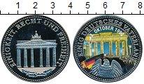 Изображение Монеты Европа Германия Медаль 1990 Медно-никель Proof