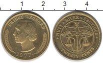 Изображение Монеты Австралия Хатт-Ривер 20 центов 1976 Латунь UNC