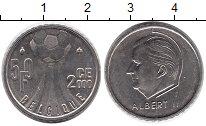 Изображение Монеты Бельгия 50 франков 2000 Медно-никель UNC-