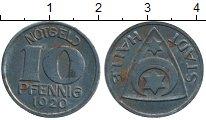 Изображение Монеты Германия : Нотгельды 10 пфеннигов 1920 Железо XF