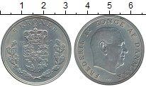 Изображение Монеты Дания 5 крон 1960 Медно-никель XF Фредерик IX