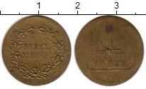 Изображение Монеты Европа Германия Жетон 0 Латунь XF