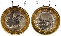Изображение Монеты Венгрия 1 евро 2008 Биметалл UNC