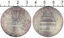 Изображение Монеты Европа Австрия 50 шиллингов 1973 Серебро UNC-