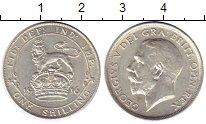 Изображение Монеты Великобритания 1 шиллинг 1916 Серебро XF