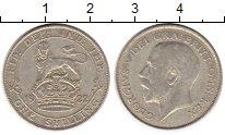 Изображение Монеты Европа Великобритания 1 шиллинг 1922 Серебро XF