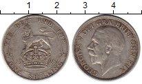 Изображение Монеты Европа Великобритания 1 шиллинг 1926 Серебро XF-