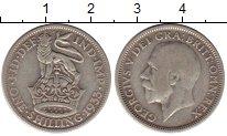 Изображение Монеты Европа Великобритания 1 шиллинг 1933 Серебро VF