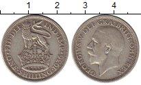 Изображение Монеты Европа Великобритания 1 шиллинг 1936 Серебро VF