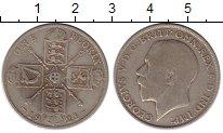 Изображение Монеты Великобритания 1 флорин 1921 Серебро VF Георг V