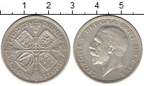 Изображение Монеты Великобритания 1 флорин 1929 Серебро XF