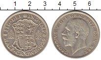 Изображение Монеты Европа Великобритания 1/2 кроны 1929 Серебро XF