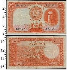Изображение Банкноты Иран 20 риалов 1944  F