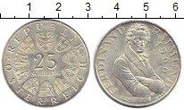 Изображение Монеты Европа Австрия 25 шиллингов 1966 Серебро UNC-