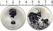 Изображение Монеты Новая Зеландия Токелау 5 долларов 2015 Серебро UNC