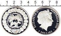 Изображение Монеты Австралия и Океания Австралия 5 долларов 2000 Серебро Proof
