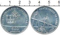 Изображение Монеты Европа Португалия 500 эскудо 1998 Серебро UNC